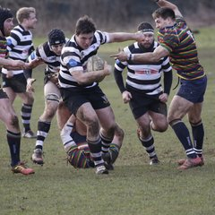 Bedford Ath 1stxv vs. Northampton Old Scouts 17.02.18