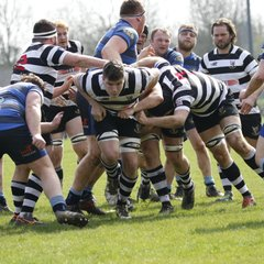 Bedford Ath 1stxv vs. Syston 14.04.18
