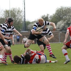 Bedford Ath 1stxv vs. Wellingborough 21.04.18