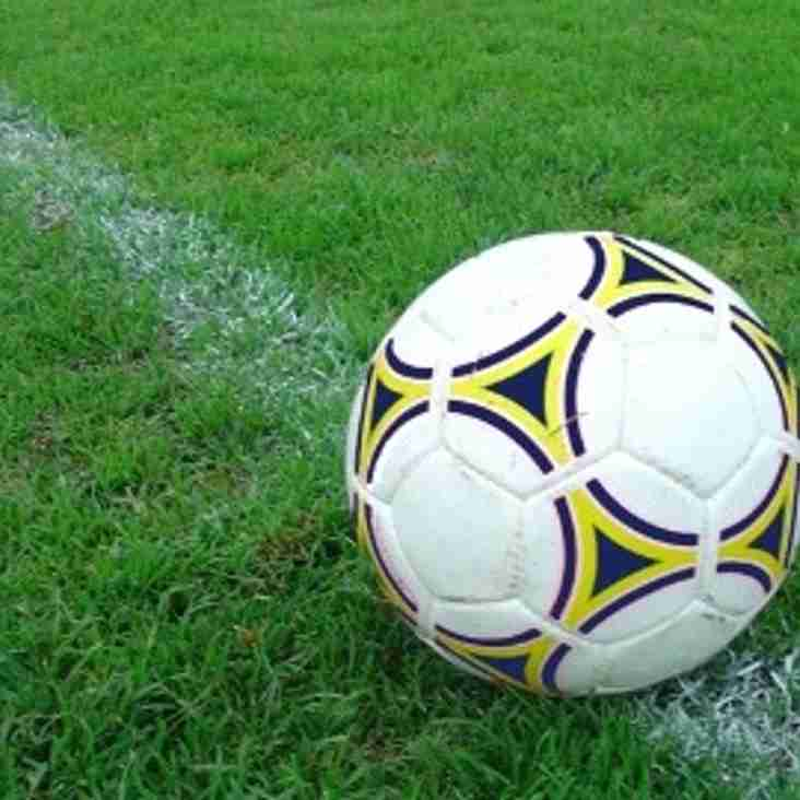 Witney & District Football Reports - Week 25