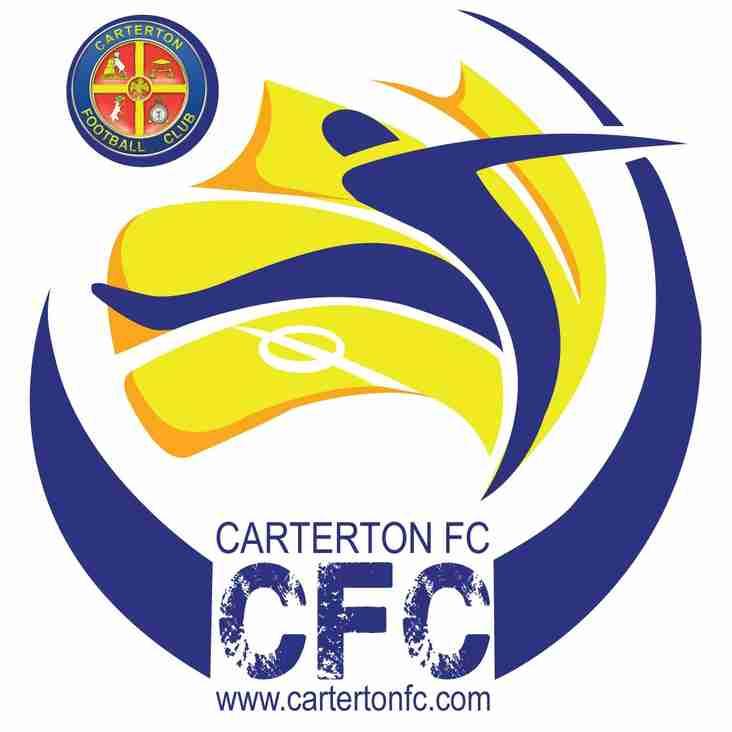 Help Required - Carterton FC (Hellenic)