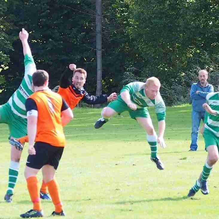 Witney & District Football Reports - Week 4