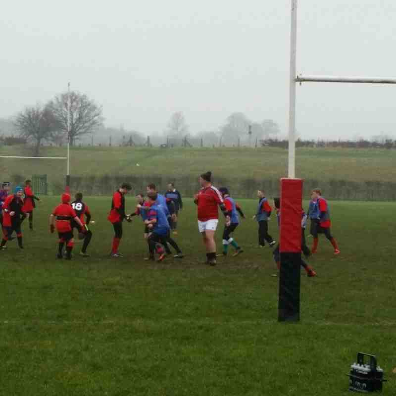 MINIS & YOUTHS HOSTING HILLINGDON & KILBURN