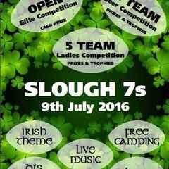 PHOENIX: SLOUGH 7'S TOURNAMENT: SATURDAY 9TH JULY 2016