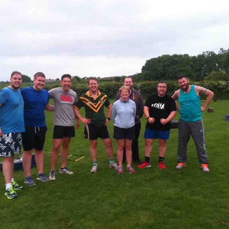 PHOENIX CIRCUIT TRAINING SESSION