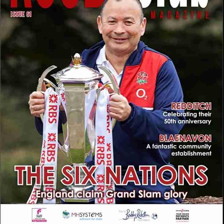 Rugby World Magazine- Phoenix Rugby Club