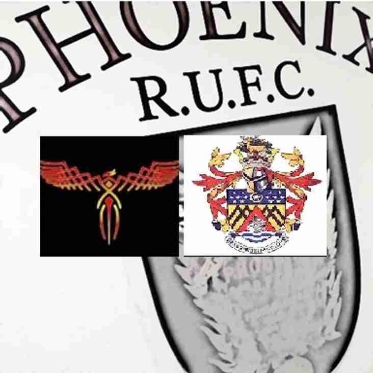 Phoenix I vs Slough I: Saturday 29th October 2016