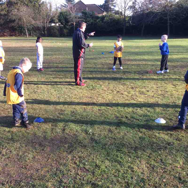 School Coaching- St Mary's School, Farnham Royal