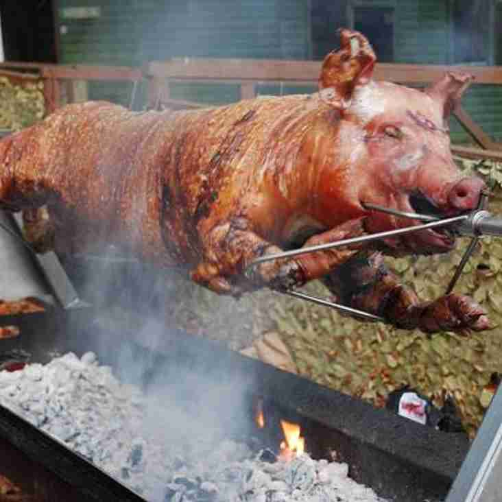 PHOENIX HOG ROAST: SATURDAY 8TH APRIL 2017: 4PM ONWARDS