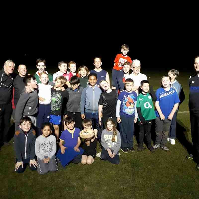 Eton Wick Cub Night Friday 31st March 2017