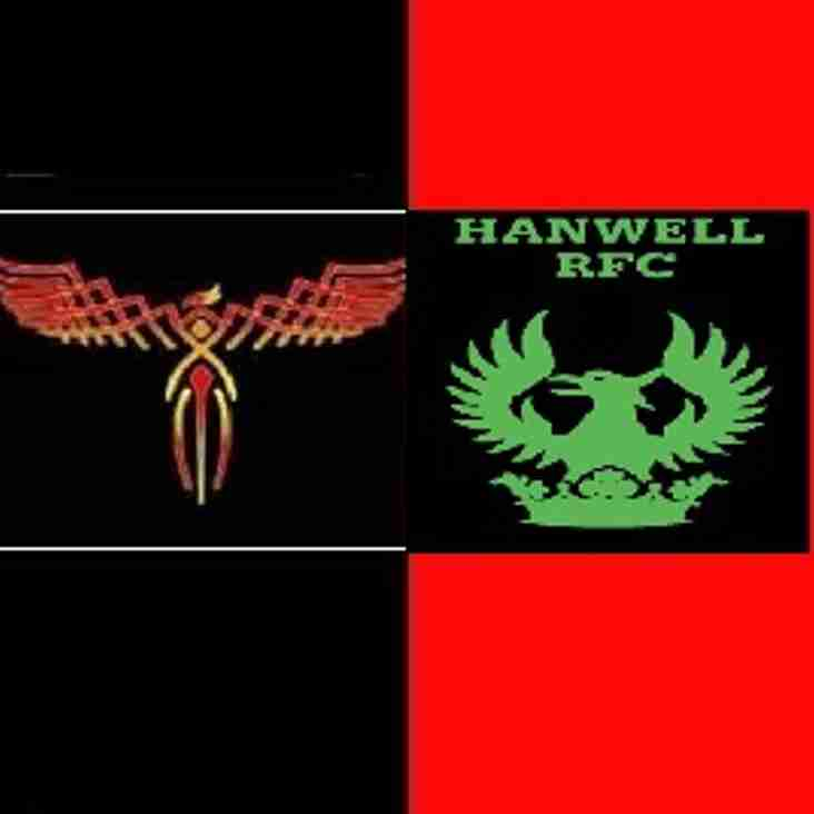 PHOENIX I/II vs. HANWELL: SATURDAY 9TH SEPTEMBER 2017 HOME GAMES