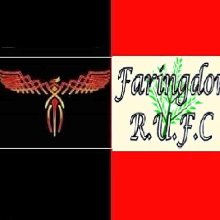 PHOENIX I vs FARINGDON I  HOME GAME