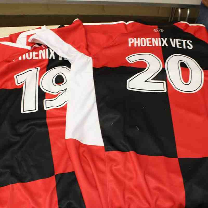Vets Game- Phoenix vs Hillingdon Abbots