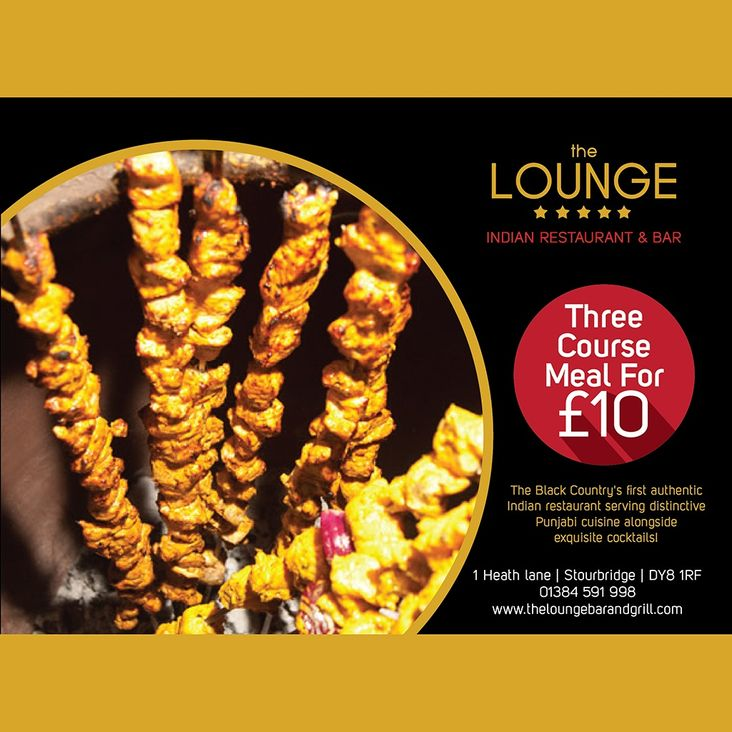 SPECIAL PROMOTION - The Lounge Bar &amp; Grill<
