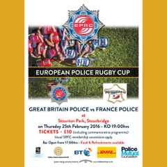 European Police Rugby Cup