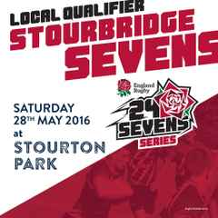 England Rugby's 24 Sevens Series comes to Stourton Park