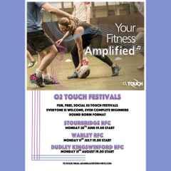 O2 Touch Festival at Stourton Park