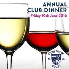 Annual Club Dinner 2016