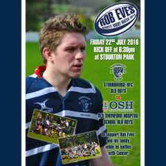 Benefit Match for Rob Eves
