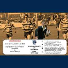 SRFC Summer Rugby Camps 2016