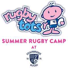 Rugby Tots Summer Camp 2016
