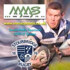 Stourbridge Rugby Announces First Social Media Sponsor