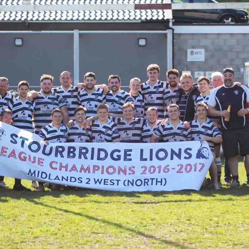 Lions at Newcastle