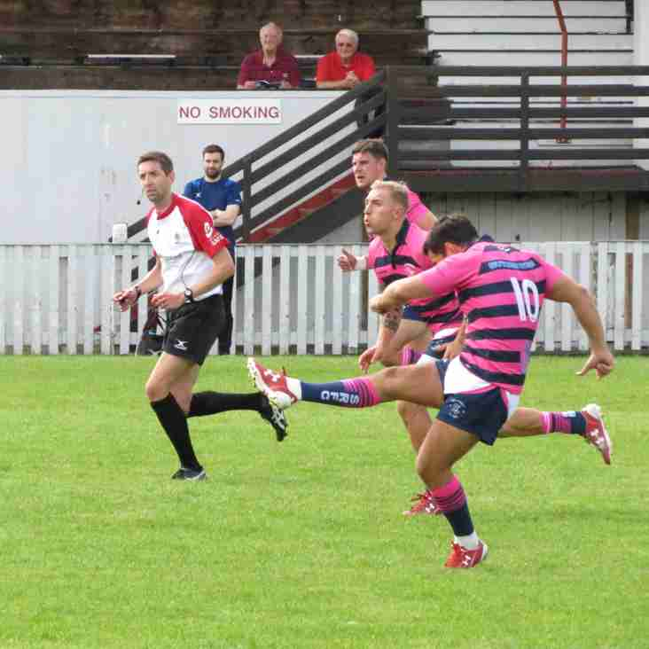 On the road with the First XV