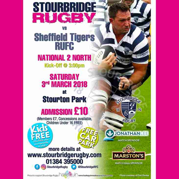 This Weekend for Stour's Teams