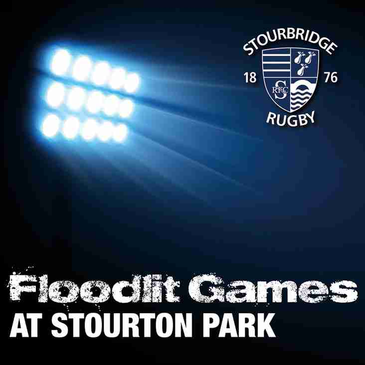 Floodlit Games at Stourton Park
