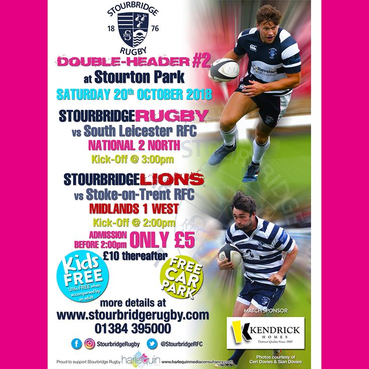 This Weekend for Stour&#039;s Teams<