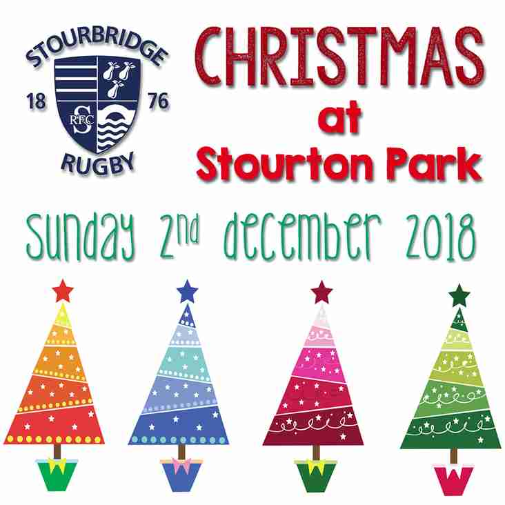 Christmas Fayre at Stourton Park