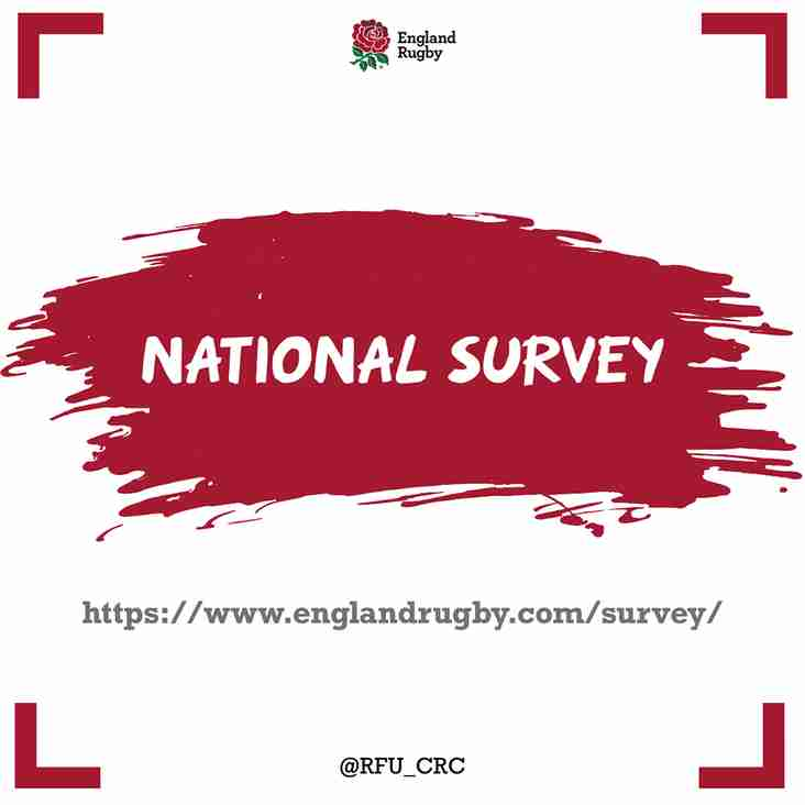 RFU National Survey