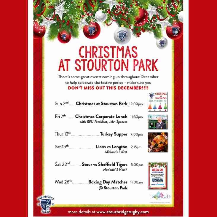 Christmas at Stourton Park