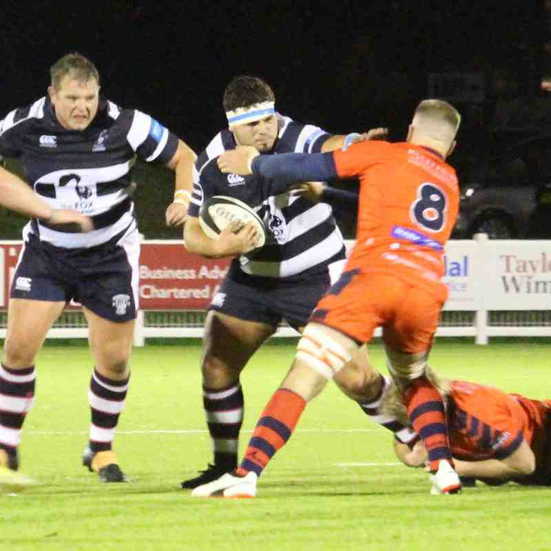 Lions vs Worcester 27.10.18