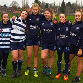 Stourbridge Girls Shine at Bournville