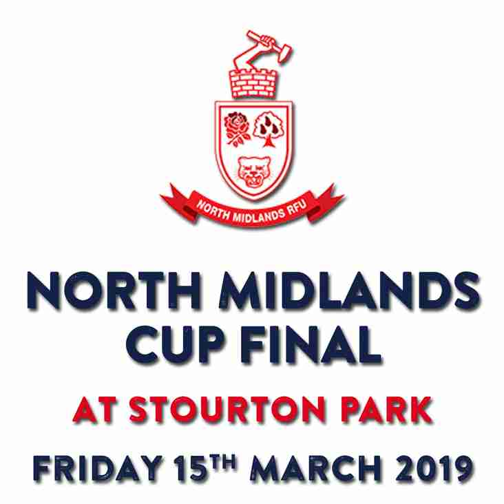 North Mids Cup Final at Stourton Park