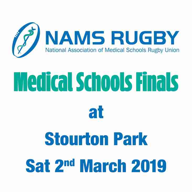 Medical Schools Finals at Stourton Park