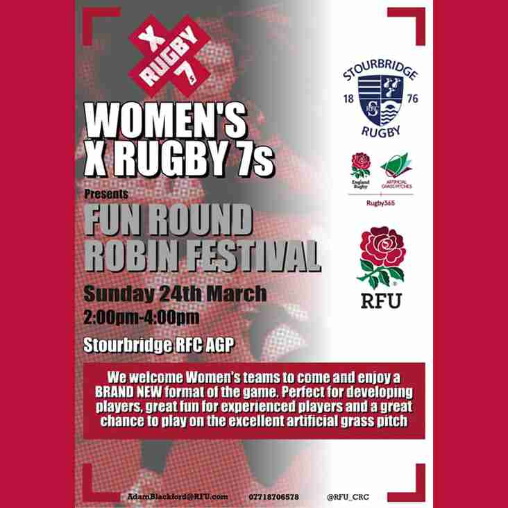 Women's X Rugby 7s