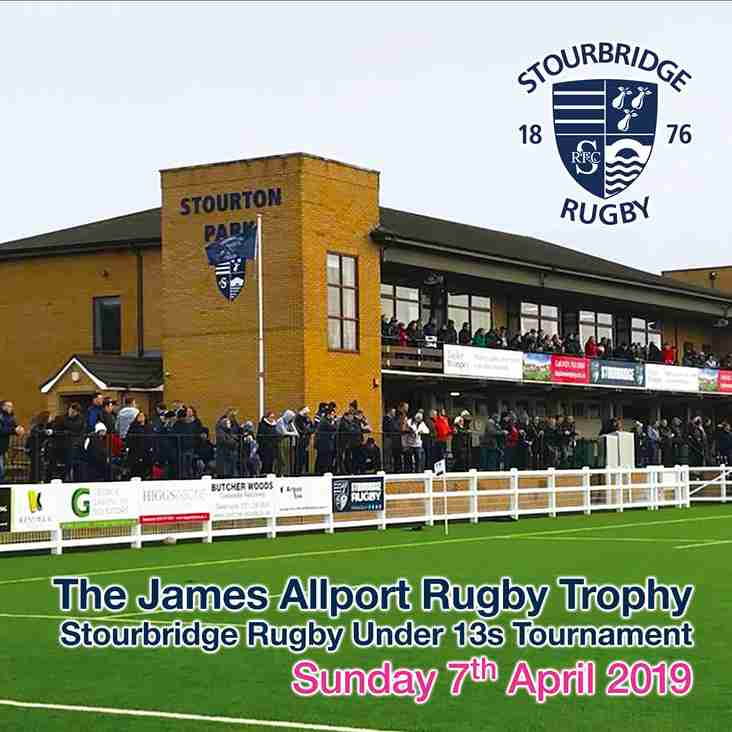 James Allport Rugby Trophy