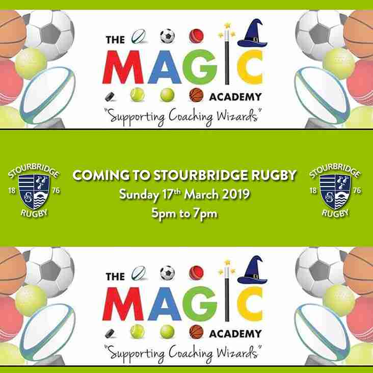 The Magic Academy comes to Stour
