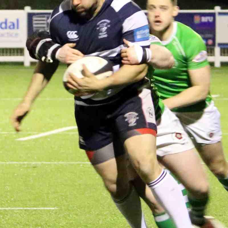 Lions vs Sutton 010319