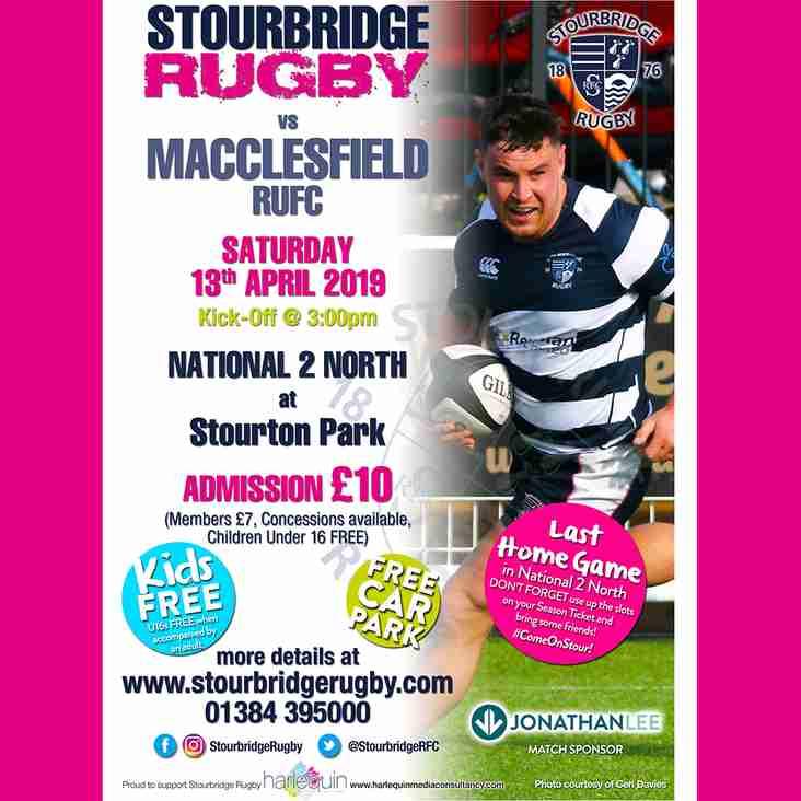 Stourbridge vs Macclesfield