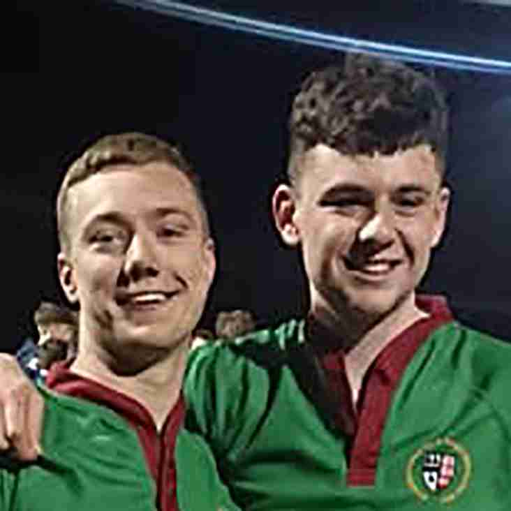 Three Stour Players in Worcestershire & Herefordshire U19s