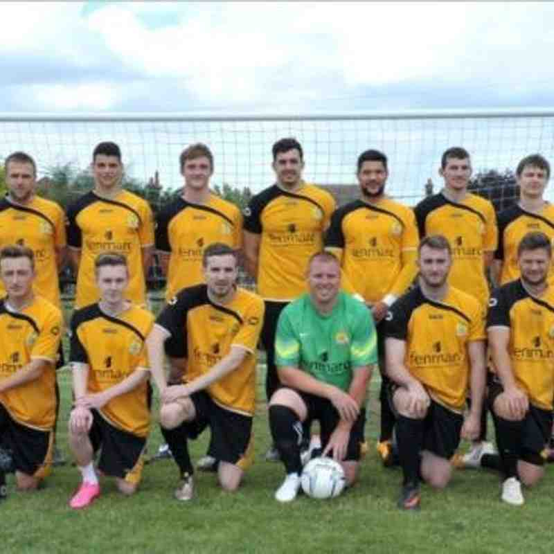 March Town 1st team 2015
