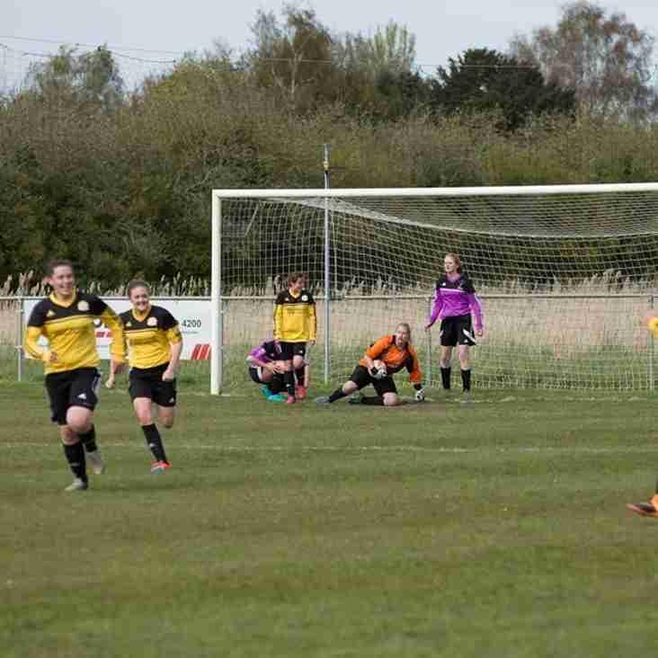 Ladies Match Report v WSM
