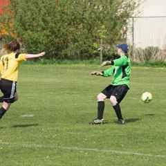 Ladies Match Report   away to Bourne Ladies 8.i5.16