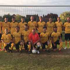 Hares get first win