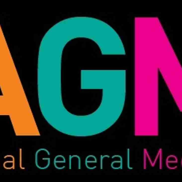 St Mary's AGM  (Part 1)15th May  19:30
