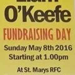 Details of Liam O'Keeffe's Fundraising Day May 8th